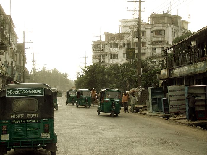 photoblog image The city of Chittagong
